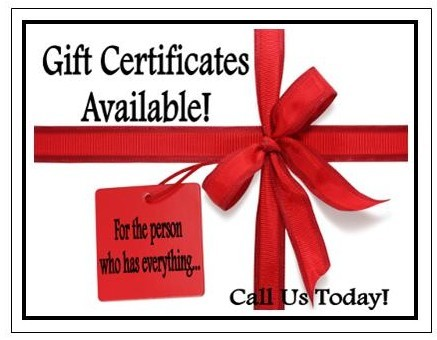 Dance Gift Certificates Woodbridge