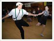 swing dance lessons in vaughan