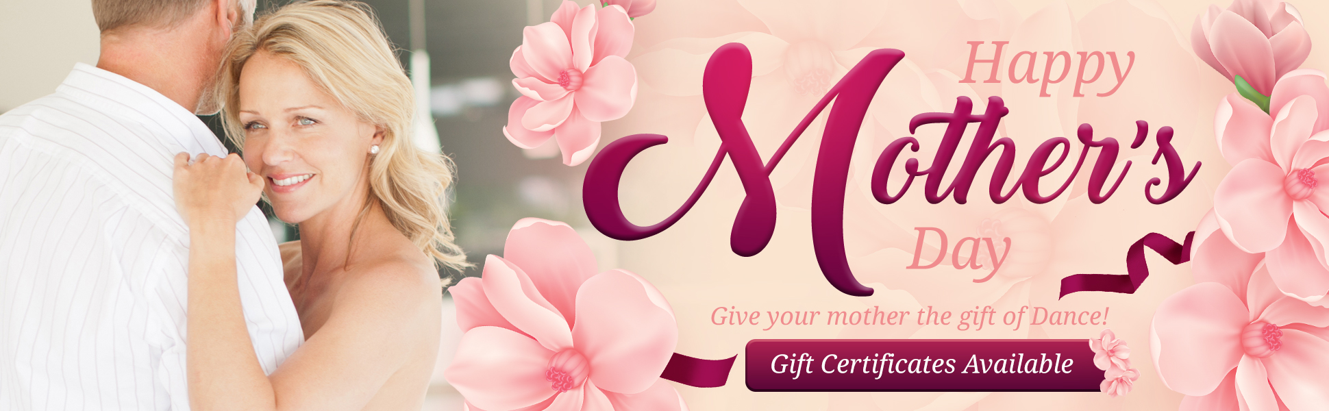 Give The Gift of Dance to Mom